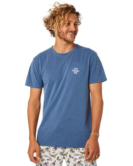 MARLIN MENS CLOTHING THE CRITICAL SLIDE SOCIETY TEES - TE1873MRLN