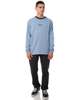 BLACK MENS CLOTHING VOLCOM PANTS - A1131805BLK