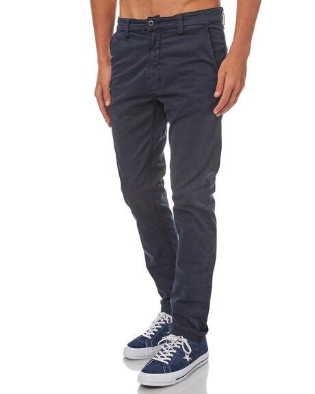 DARK MIDNIGHT MENS CLOTHING NUDIE JEANS CO PANTS - 120116MID
