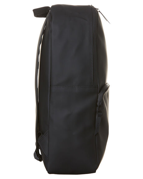 BLACK MENS ACCESSORIES RAINS BAGS + BACKPACKS - RNS1284BLK