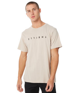 SAND MENS CLOTHING THRILLS TEES - TW8-101CSAND