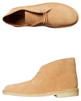 FUDGE MENS FOOTWEAR CLARKS ORIGINALS BOOTS - SS26122570FUDGM