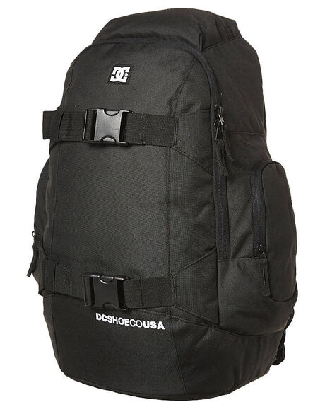 53c3023b2c Dc Shoes Wolfbred Ii Backpack-28L - Black | SurfStitch