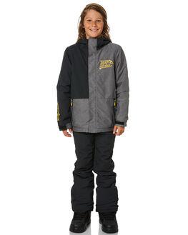 JET BLACK BOARDSPORTS SNOW RIP CURL KIDS - SKJAX44284