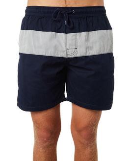 NAVY MENS CLOTHING SWELL BOARDSHORTS - S5174243NVY