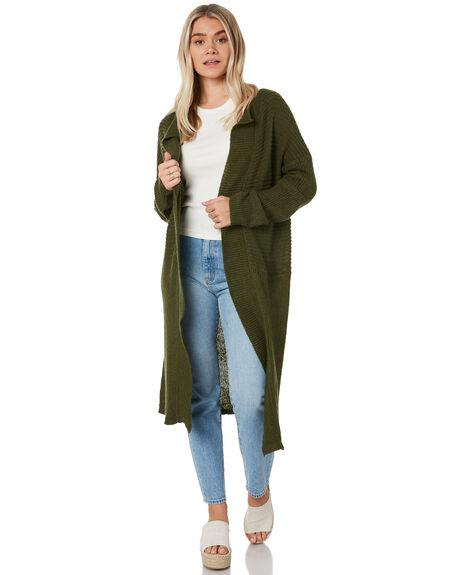 FERN WOMENS CLOTHING BETTY BASICS KNITS + CARDIGANS - BB438W20FERN