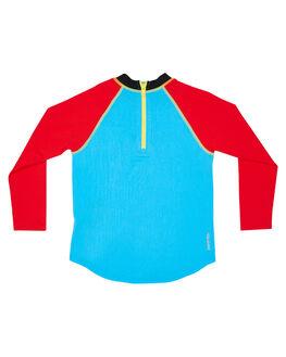 BLUE RED KIDS BOYS ZOGGS SWIMWEAR - 7049192BLRD