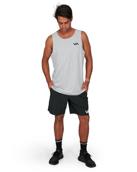 ATHLETIC MENS CLOTHING RVCA SINGLETS - RV-R305004-ATL