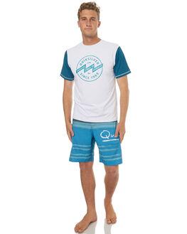 WHITE SURF RASHVESTS QUIKSILVER MENS - EQYWR03068WBB0