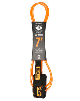 BLACK ORANGE BOARDSPORTS SURF DAKINE LEASHES - 10001794BLKOR