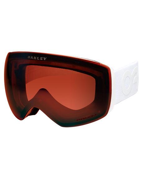 73cd22a7c352 Oakley Flight Deck Factory Pilot Prizm Snow Goggles - Whiteout ...