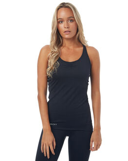 ANTHRACITE WOMENS CLOTHING ROXY ACTIVEWEAR - ERJKT03292KVJ0