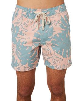 STEEL BLUE MENS CLOTHING BANKS BOARDSHORTS - BS0159_SBL