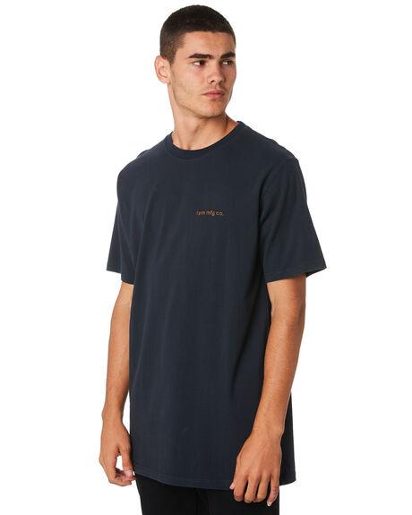 NAVY MENS CLOTHING RPM TEES - 9AMT02BNVY