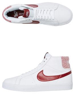 WHITE TEAM RED MENS FOOTWEAR NIKE SNEAKERS - CJ6983-101