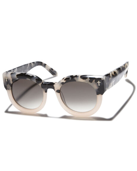 BABY PINK TORT FADE WOMENS ACCESSORIES VALLEY SUNGLASSES - S0121BPTFB