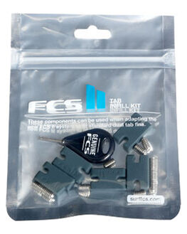NATURAL BOARDSPORTS SURF FCS ACCESSORIES - 10933NAT1