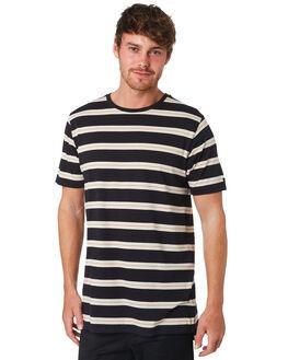 BLACK SHELL MENS CLOTHING ZANEROBE TEES - 162-VERBLKSH