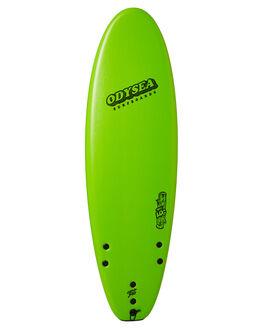 LIME BOARDSPORTS SURF CATCH SURF FUNBOARD - ODY60LOGLME