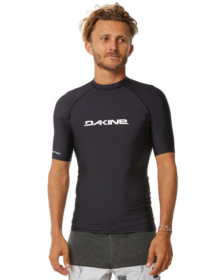 BLACK SURF RASHVESTS DAKINE MENS - 10001018BLK1