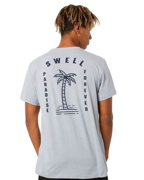 ARTIC BLUE MENS CLOTHING SWELL TEES - S5193012ARTBL