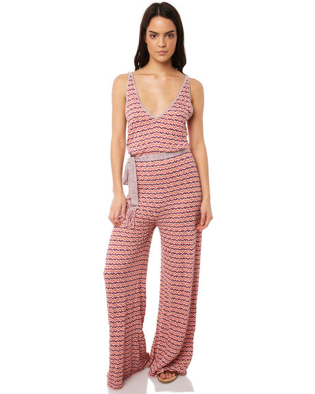 MULTI WOMENS CLOTHING TIGERLILY PLAYSUITS + OVERALLS - T381414MUL