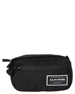 BLACK MENS ACCESSORIES DAKINE BAGS + BACKPACKS - 10001808BLK