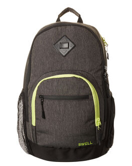 BLACK MENS ACCESSORIES SWELL BAGS - S51731500BLK
