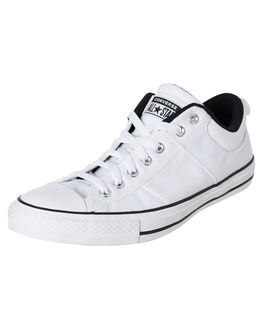 WHITE MENS FOOTWEAR CONVERSE SNEAKERS - 166964CWHT