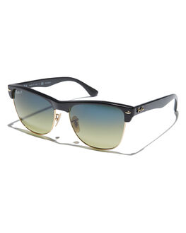 DEMIGLOSS BLACK UNISEX ADULTS RAY-BAN SUNGLASSES - 0RB4175GLBLK