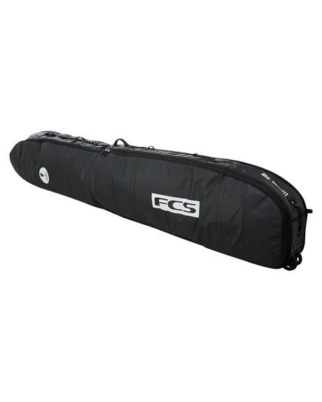 BLACK GREY BOARDSPORTS SURF FCS BOARDCOVERS - BT2-092-LW-BGYBLKGR