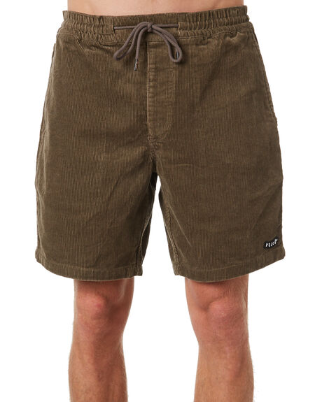 MUSHROOM MENS CLOTHING VOLCOM SHORTS - A1031801MSH