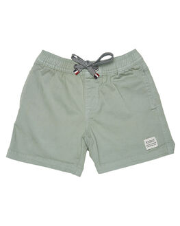MOSS KIDS TODDLER BOYS ROOKIE BY THE ACADEMY BRAND SHORTS - R19S606MOS