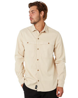 THRIFT WHITE MENS CLOTHING THRILLS SHIRTS - TA20-210ATHWHT