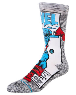 GREY MENS CLOTHING STANCE SOCKS + UNDERWEAR - M546D18CAAGRY