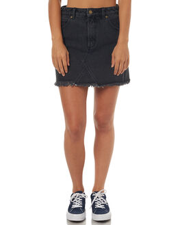 BLACK STEEL WOMENS CLOTHING ROLLAS SKIRTS - 124252010