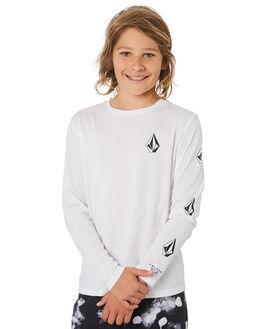 WHITE BOARDSPORTS SURF VOLCOM BOYS - P0341800WHT