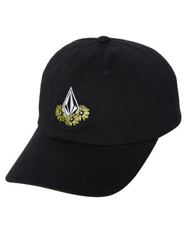 BLACK WOMENS ACCESSORIES VOLCOM HEADWEAR - E5531802BLK