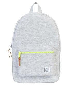 LIGHT GREY XHATCH MENS ACCESSORIES HERSCHEL SUPPLY CO BAGS - 10005-01460-OSLGRY