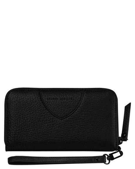 BLACK WOMENS ACCESSORIES STATUS ANXIETY PURSES + WALLETS - SA1641BLK