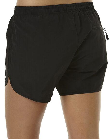 BLACK WOMENS CLOTHING BILLABONG SHORTS - 6551363BLK