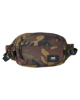CLASSIC CAMO MENS ACCESSORIES VANS BAGS + BACKPACKS - VN0A3I6C97ICAMO