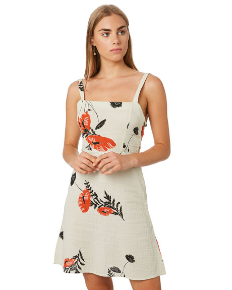 EGRET WOMENS CLOTHING THRILLS DRESSES - WTR9-901AZEGRET