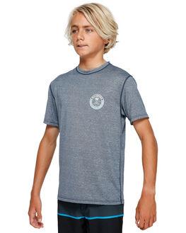 NAVY HEATHER BOARDSPORTS SURF BILLABONG BOYS - BB-8791508-N73