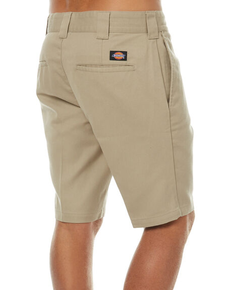 KHAKI MENS CLOTHING DICKIES SHORTS - WR872KHA