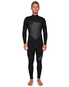 BLACK BLACK JET BLACK BOARDSPORTS SURF QUIKSILVER MENS - EQYW103046-XKKK