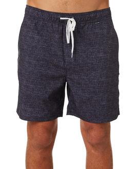 BLACK BLACK MENS CLOTHING HURLEY BOARDSHORTS - AJ2056010
