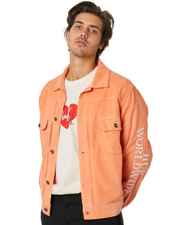 CANYON SUNSET MENS CLOTHING HUF JACKETS - JK00127-CASUN