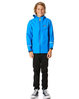 BAYOU BLUE KIDS BOYS PATAGONIA JUMPERS + JACKETS - 64270BYBL