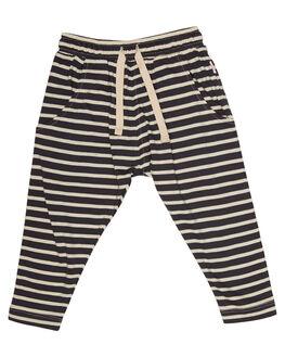 BLACK STRIPE KIDS TODDLER GIRLS MUNSTER KIDS PANTS - MM172PA10BLKST